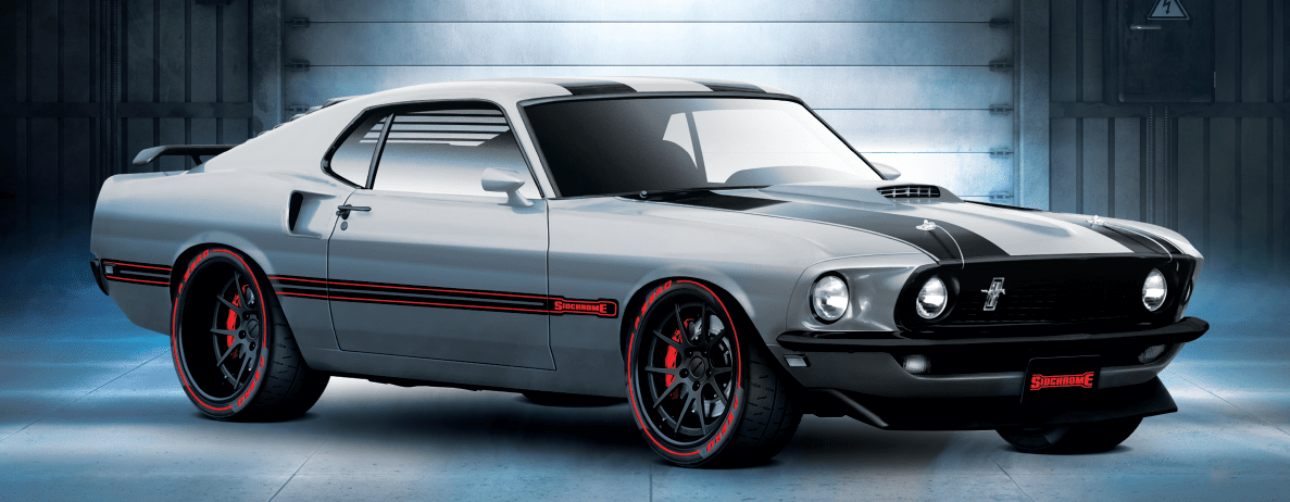 ADVICE TIPS Win The Sidchrome Project Car Mustang Edition - Cool cars mustang