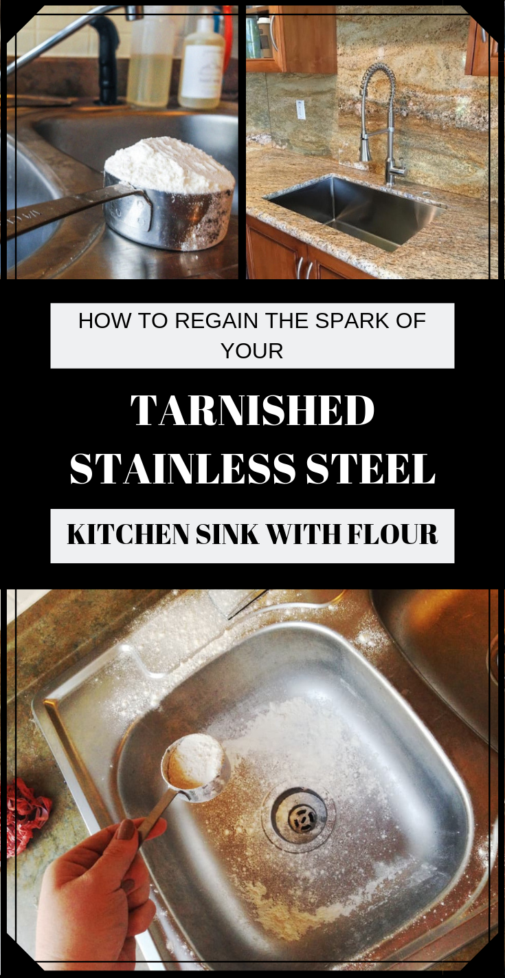 How To Regain The Spark Of Your Tarnished Stainless Steel Kitchen