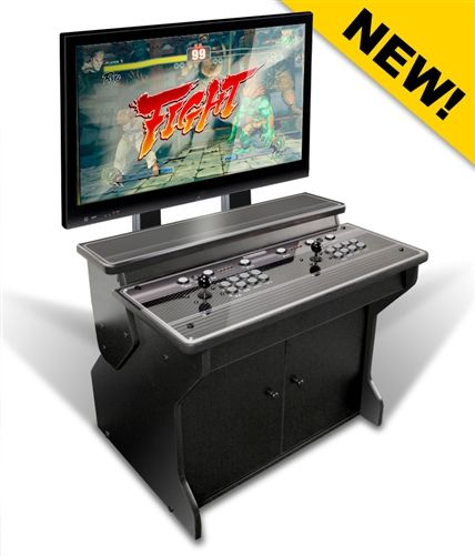 Xtension Sit Down Pedestal Quot Pro Quot Arcade Machine Just