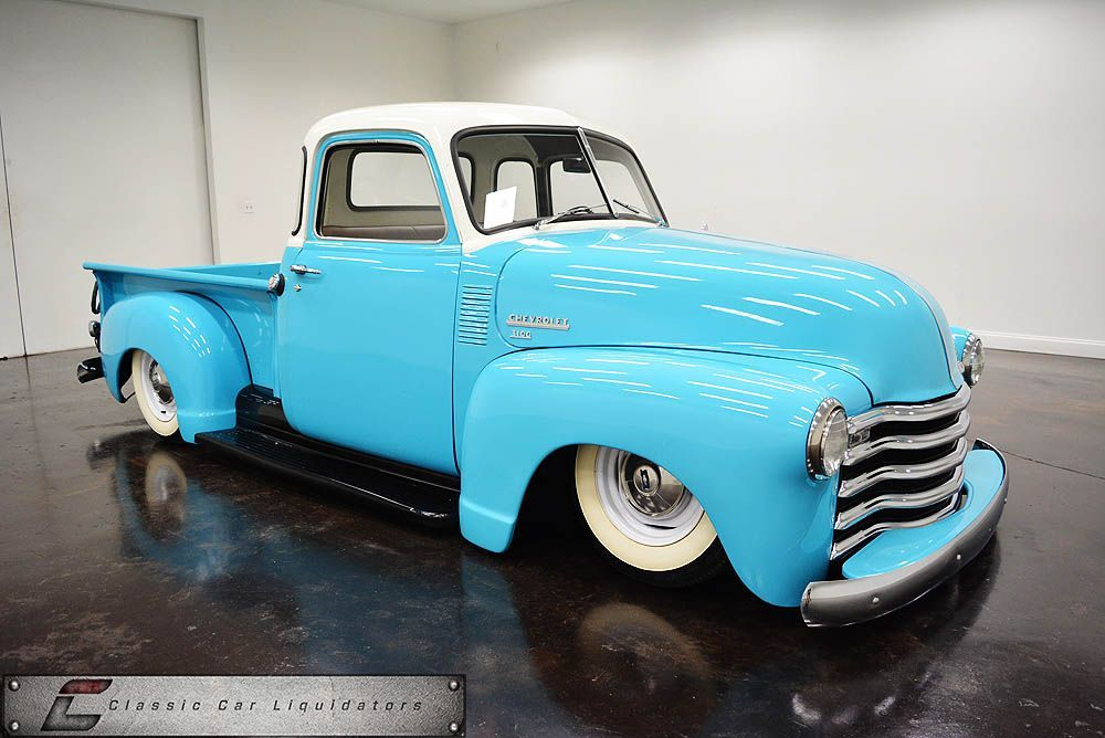 1949 Chevrolet Other Pickups - Classic Car Liquidators | Chevy and ...