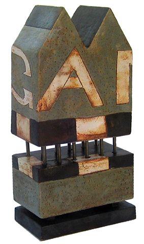 2005 hoogte 33 cm steengoed