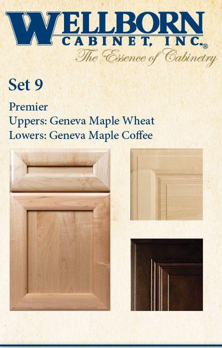 Geneva is a great door style!  sc 1 st  Pinterest & Geneva is a great door style! | KBIS 2012 - Set Nine | Pinterest ...
