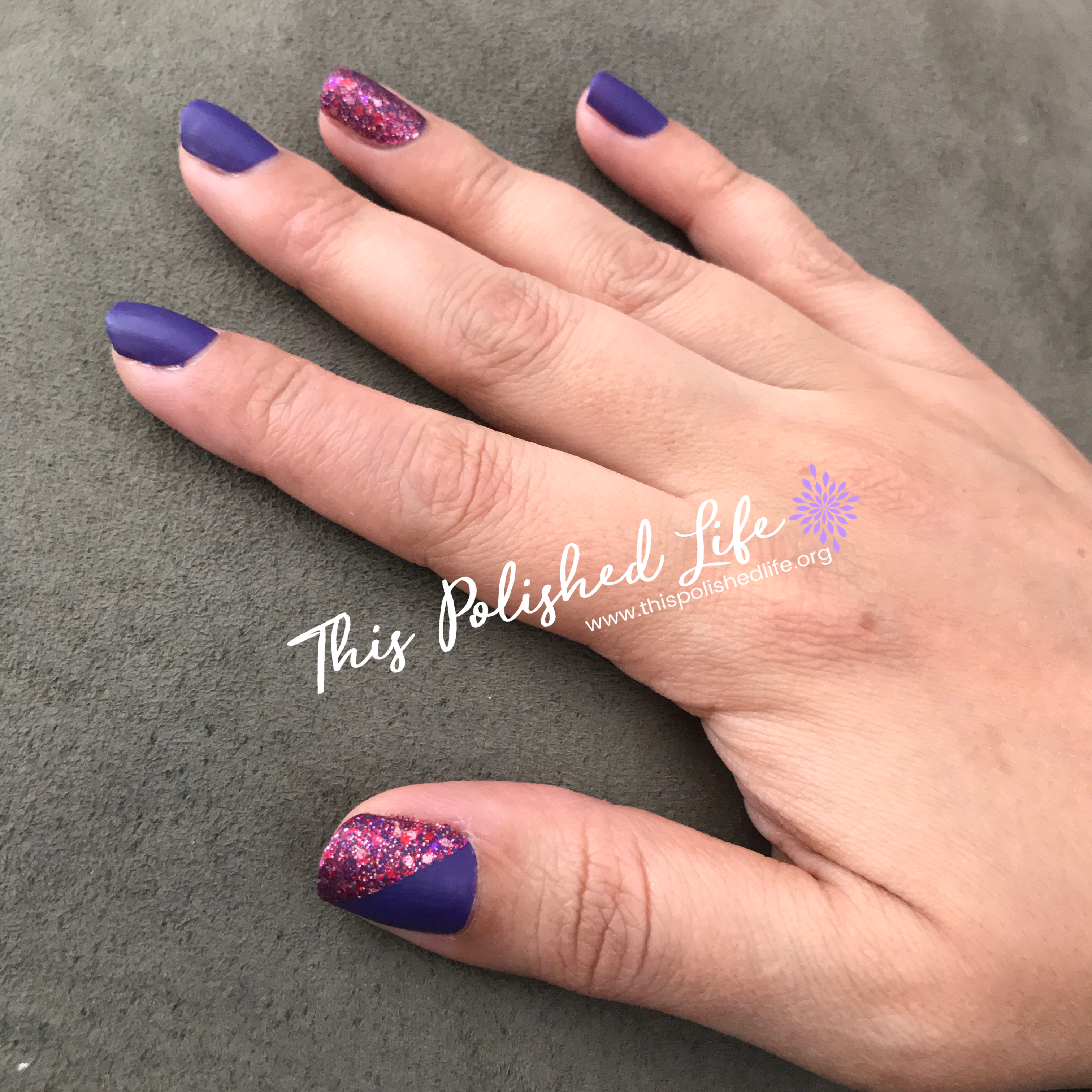 Color Street nail polish strips are mess free, easy to apply and ...