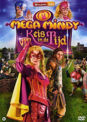 Mega Mindy : reis in de tijd - Matthias Temmermans (2013)
