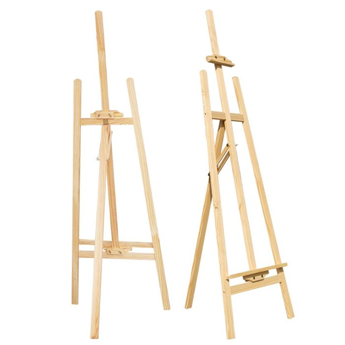 Time To Source Smarter Wooden Easel Frame Stand Picture Stand