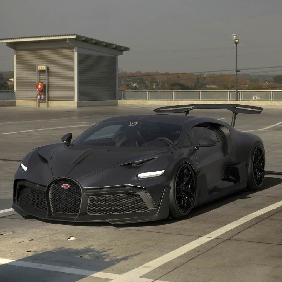 Stealth Bugatti Divo The Best Designs And Art From The Internet