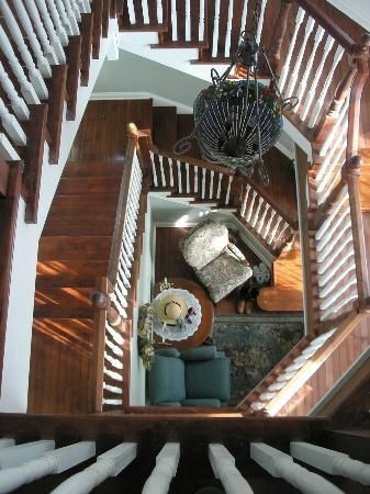 The Grand Victorian Staircase