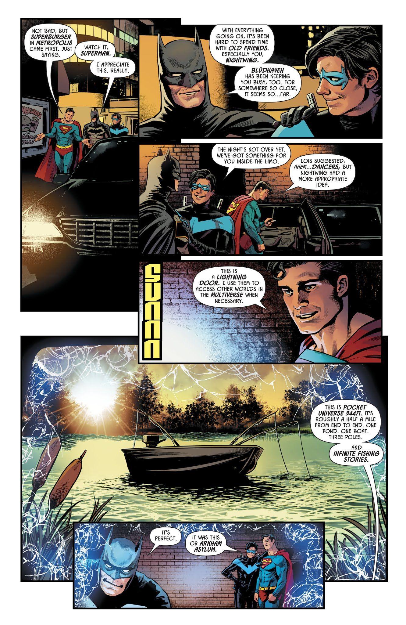 Batman Prelude To The Wedding Nightwing Vs Hush Nightwing