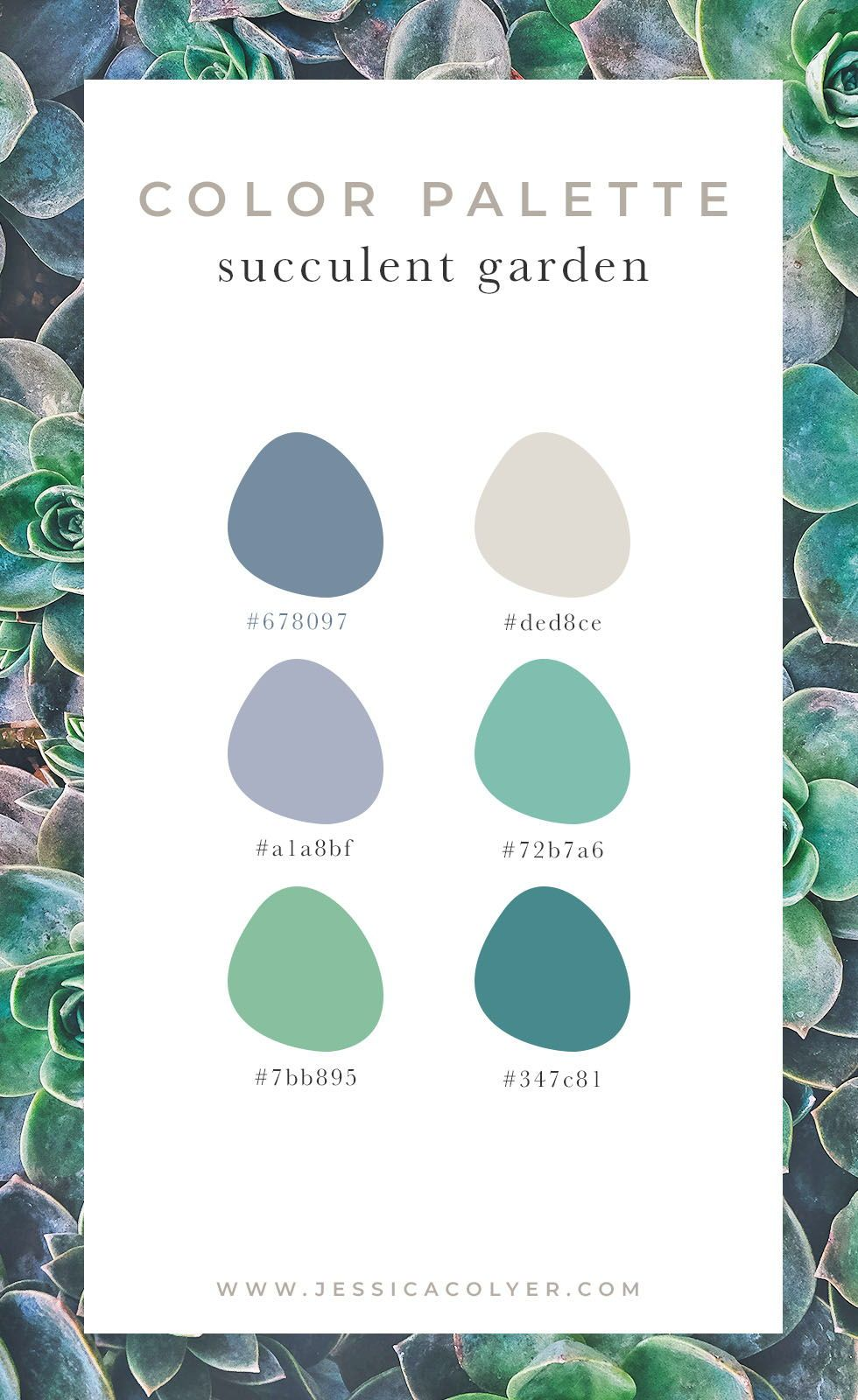 Color Palettes — Jessica Colyer |  Designer & Brand Strategist for Creatives