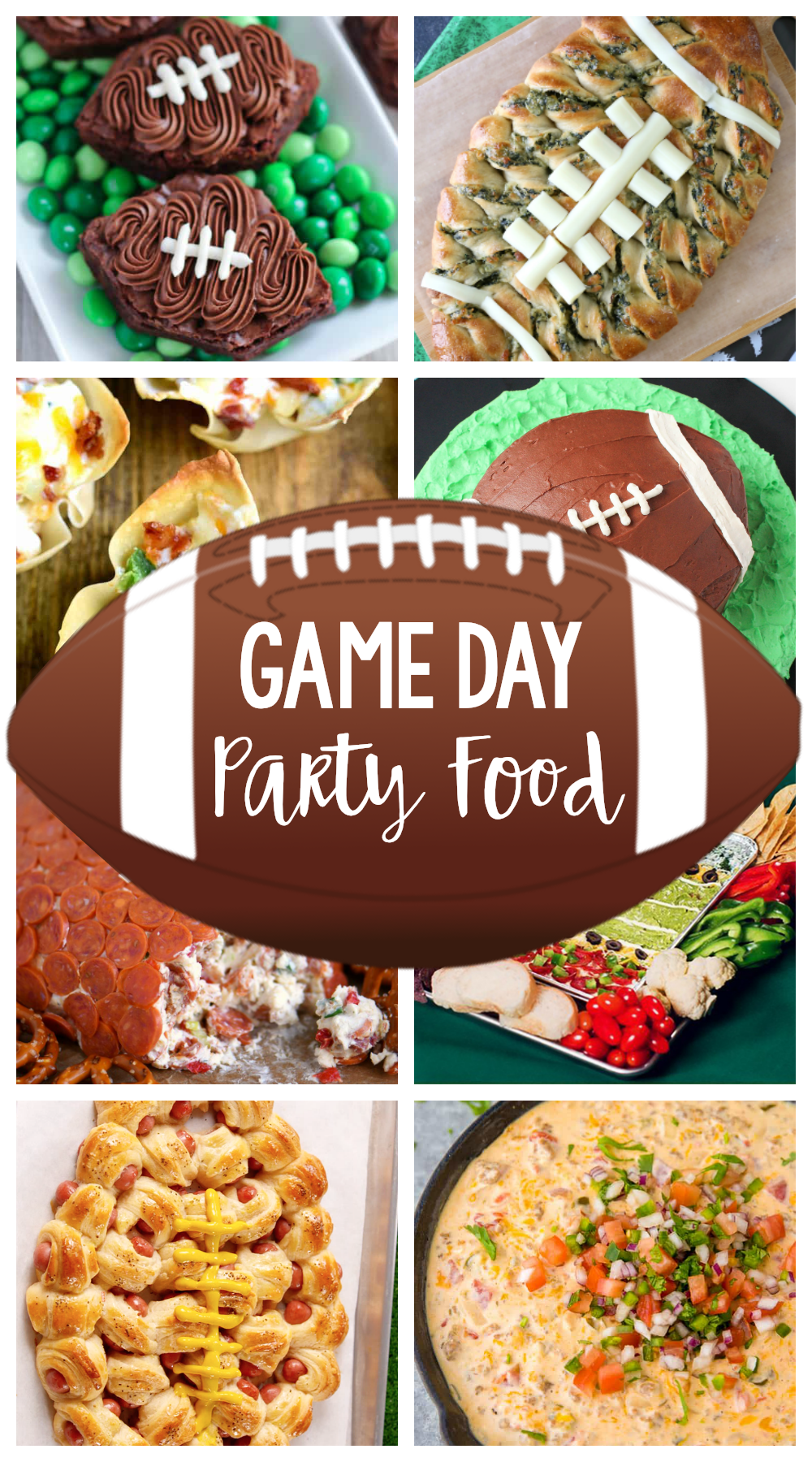 Fun Game Day Food Ideas