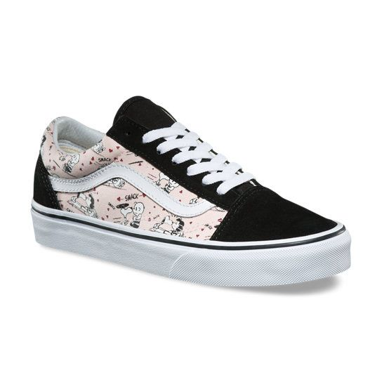 chaussures vans snoopy
