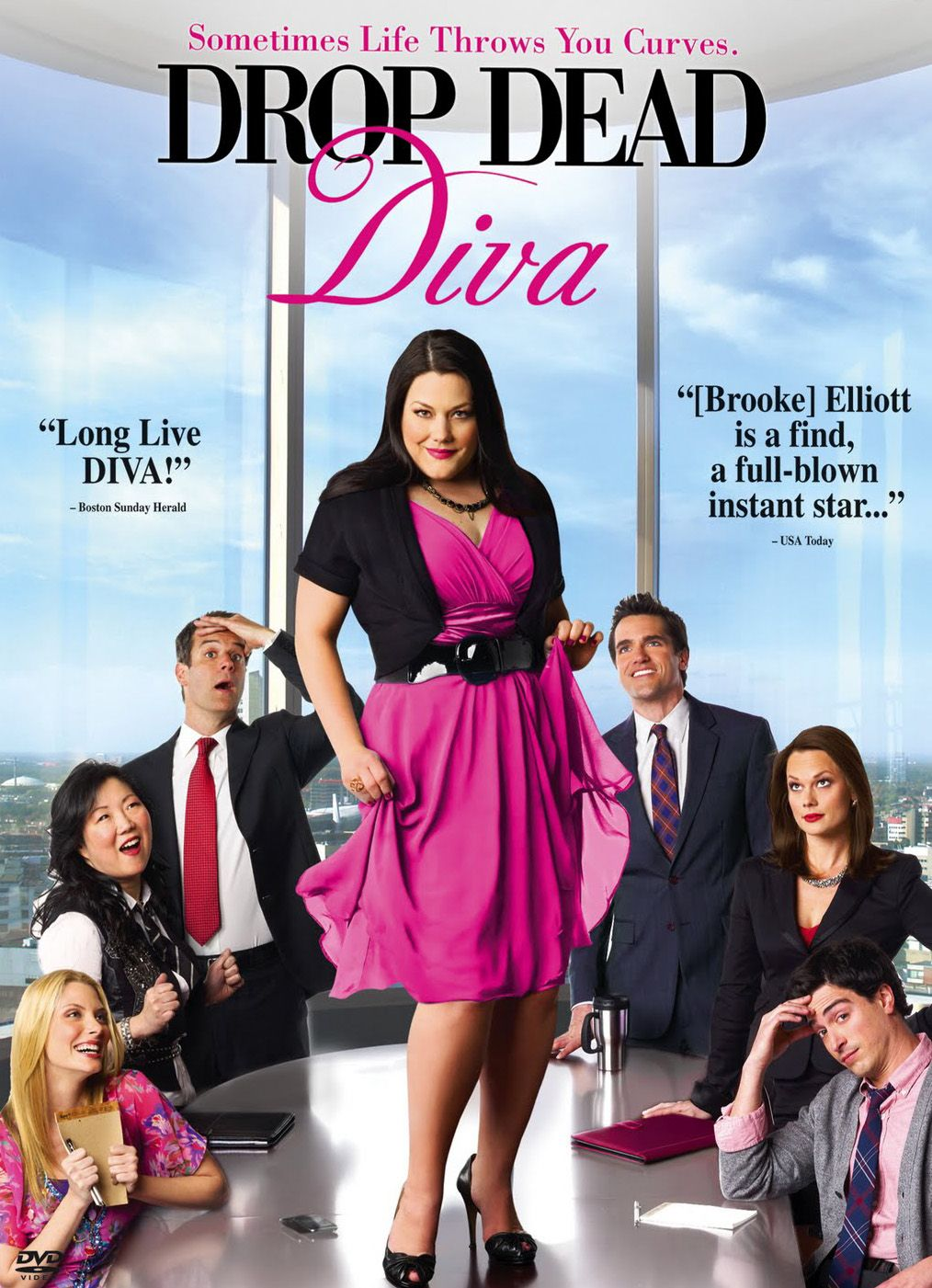 Image result for drop dead diva poster official