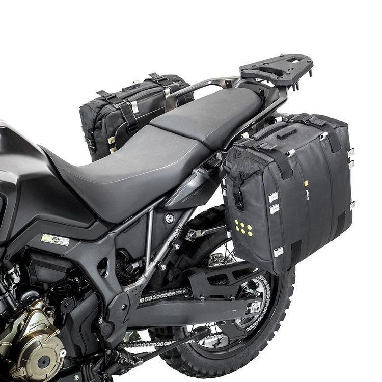Kriega Official Website Online Store Os 32 Soft Pannier Motorcycle Adventure Travel Pannier Adventure Motorcycling