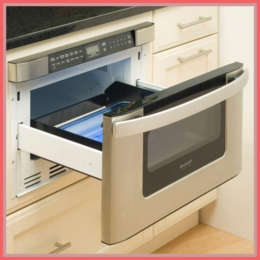 43 Reference Of Microwave Oven Drawer 24 Inch In 2020 Microwave Drawer Microwave In Kitchen Outdoor Kitchen Design