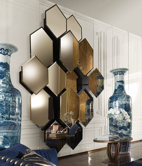 An interior design decorating and DIY do it yourself
