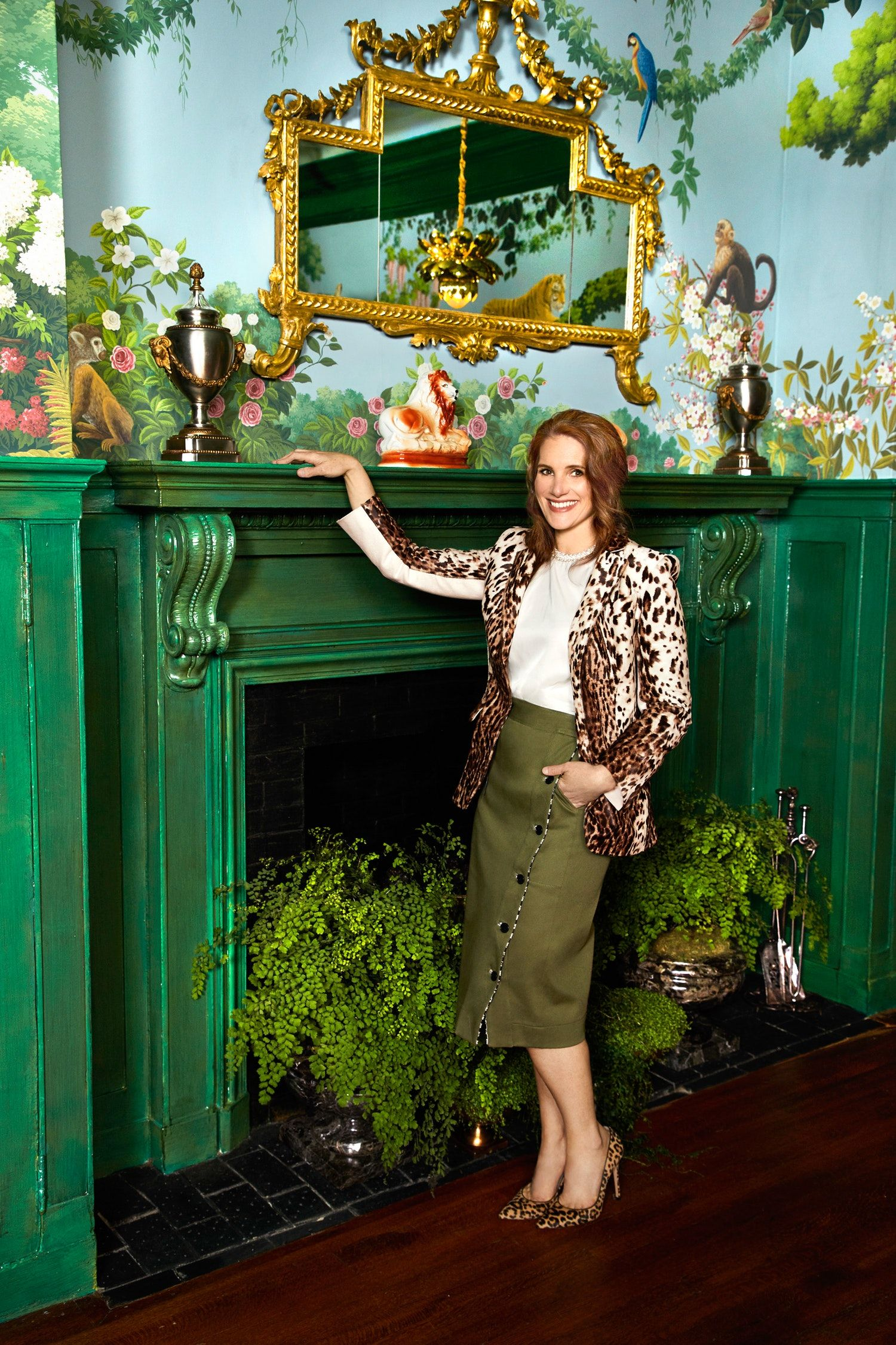 4 Styling Secrets From House Beautiful S Editor In Chief
