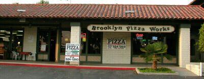 Brooklyn Pizza Works And Italian Restaurant Placentia Ca