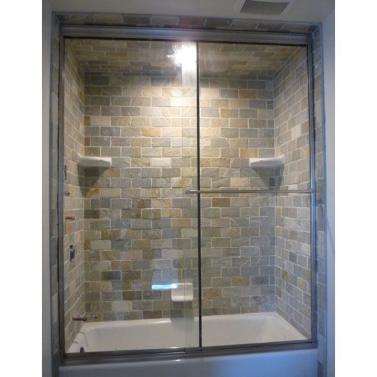 Steam Shower Slider Door Agalite Ate Bright New House Slider