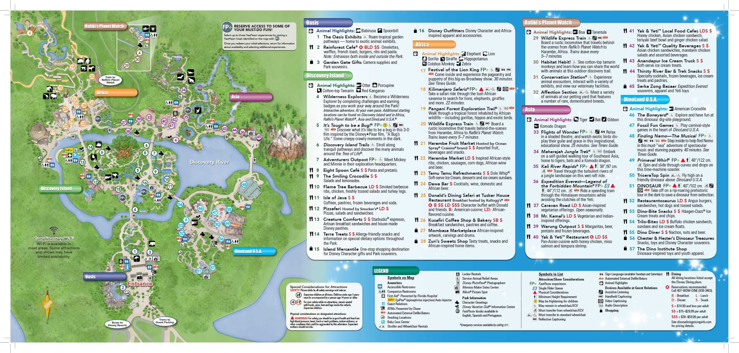Disney's Animal Kingdom map Theme Park map | Disney | Disney ... on map of last night, map of restrepo, map of first landing, map of sea world san antonio, map of butler chain of lakes, map of arthur, map of universal studios orlando, map of nickelodeon suites resort, map of tammy, map of serenity, map of downtown disney, map of wizarding world of harry potter, map of espn wide world of sports complex, map of epcot, map of the kentucky derby, map of disney world, map of blizzard beach, map of disney village, map of typhoon lagoon, map of hollywood studios,