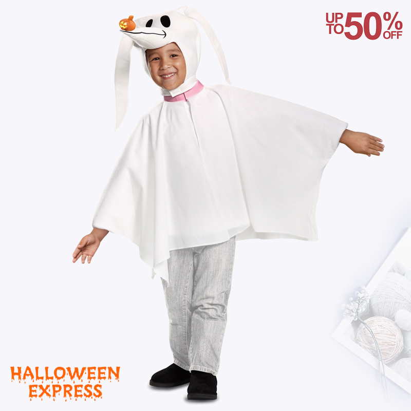 Friendly Ghost Costume At Halloweenexpress Halloweencostumes Funcostumes Halloween18 Halloweencostume Halloween Express Cool Costumes Holiday Fashion