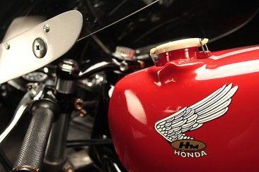 Another Vintage Honda Wing Honda Wing Honda Honda Cb