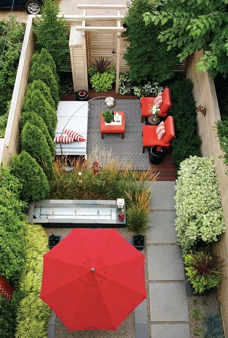30 Awesome Eclectic Outdoor Design Ideas Small Backyard Gardens