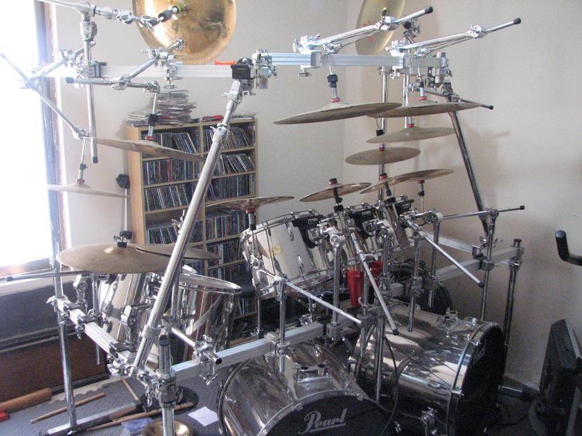 ICON Drum Rack