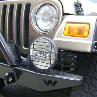 Hella 500 Series Fog Lamps Hella 500 Truck Accessories