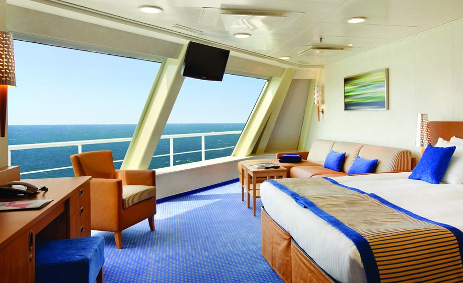 Carnival Glory Rooms Valor Staterooms