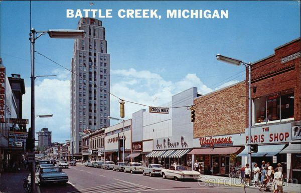 Battle Creek Skyline | Flickr - Photo Sharing!