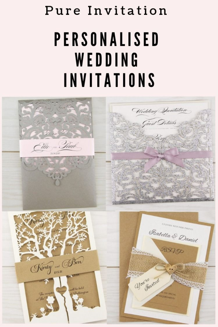 browse our range of personalised wedding invitations order a free
