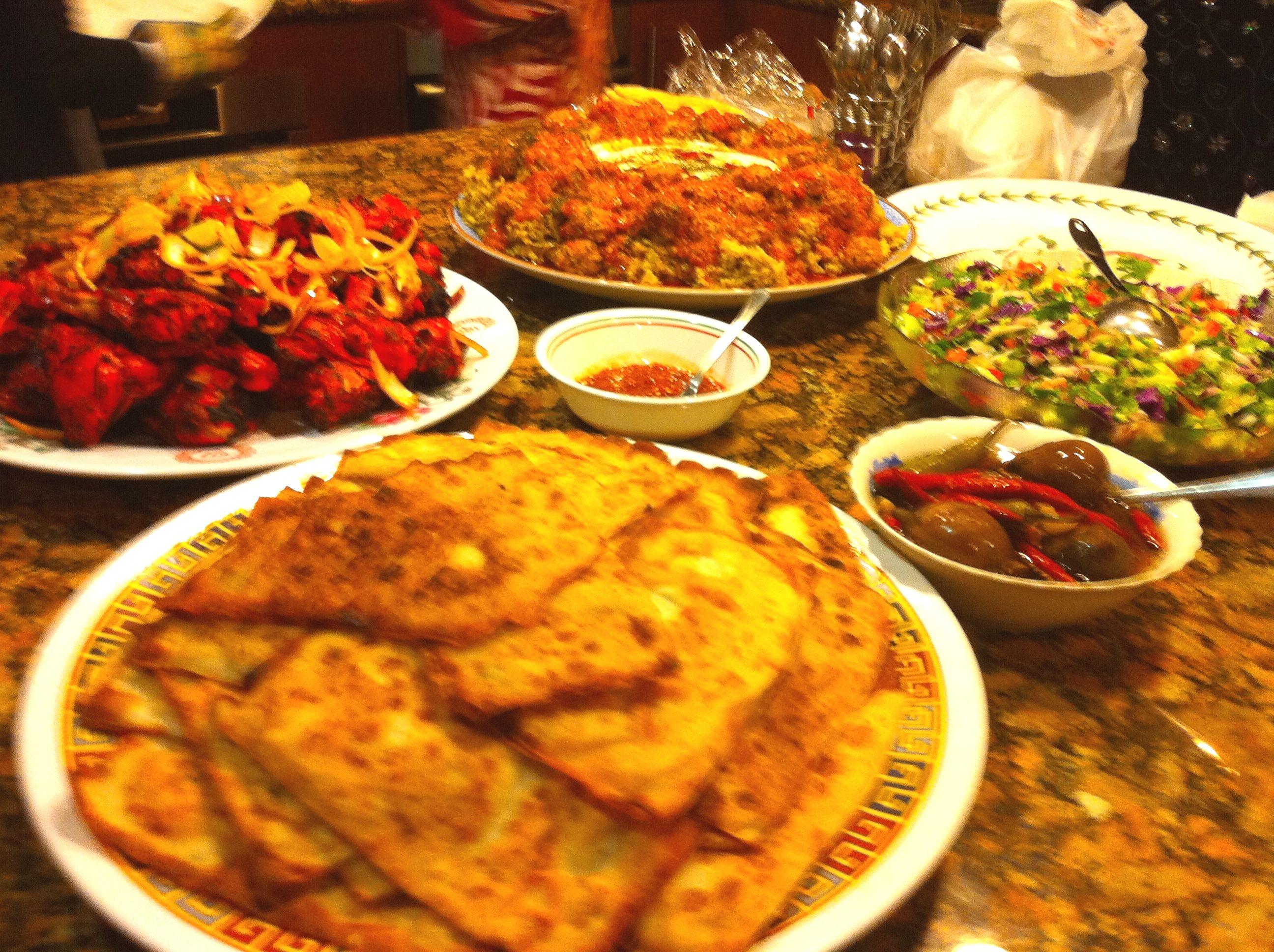 Food recipes afghanistan food