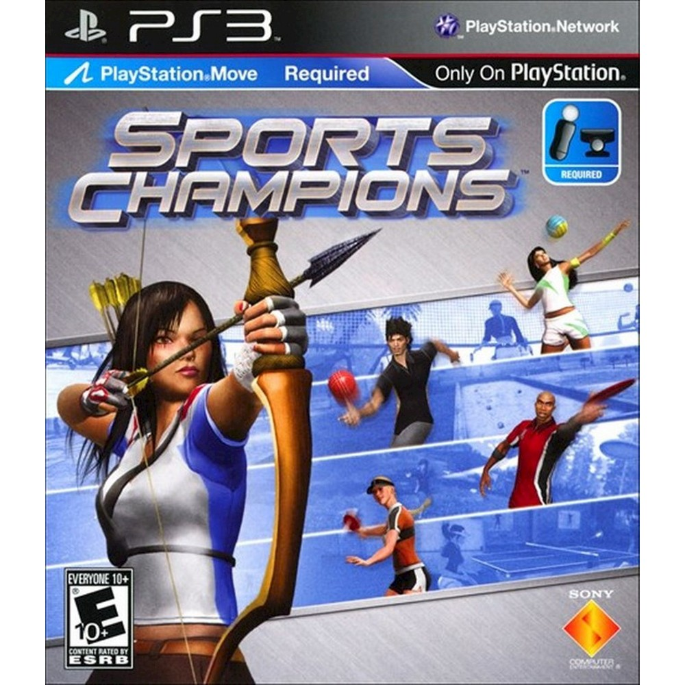 Sports Champions PREOWNED PlayStation 3 Playstation