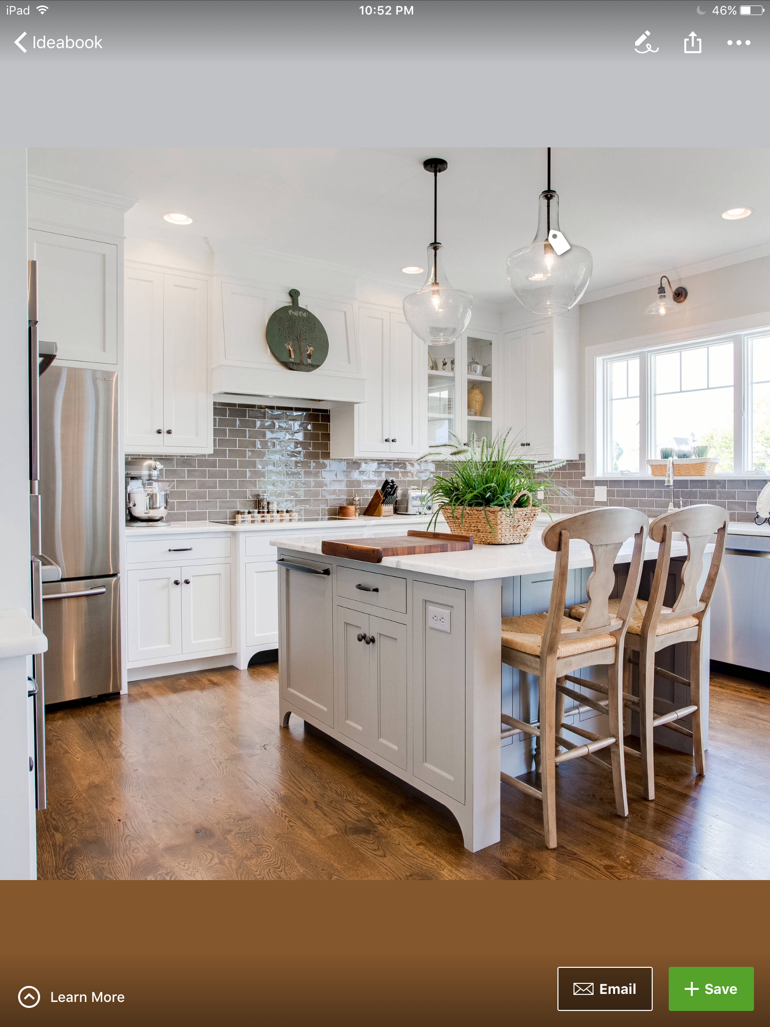 Agreeable Gray Kitchen Agreeable Gray In 2020 Living Room Grey White Kitchen Cabinets Agreeable Gray