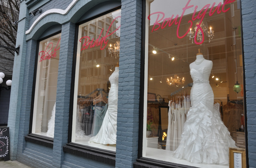 59453c10b2b Blush Bridal Boutique is happily dedicated to showcasing the most  staggeringly beautiful dresses - Vancouver Island Wedding Fashion
