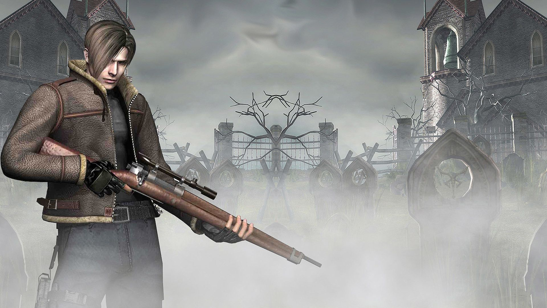 Resident Evil 4 Hd Wallpaper 5 1920 X 1080 Stmednet