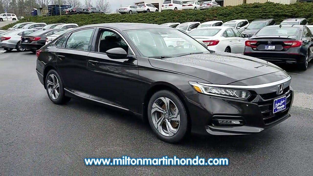 NEW 2018 Honda ACCORD EXL 2.0T AUTO at Milton Martin