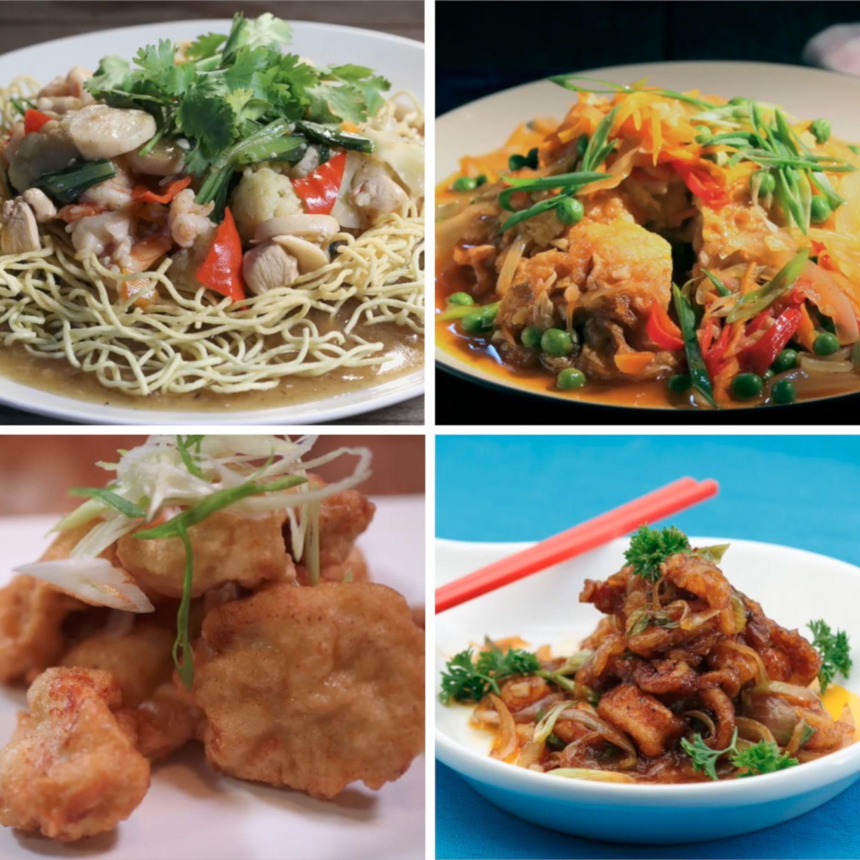 4 Kreasi Chinese Food Resep Makanan Cina Resep Masakan Cina Makanan Cina