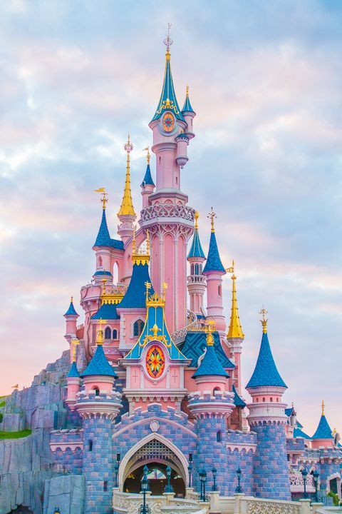 Disneyland Paris #disneypixar