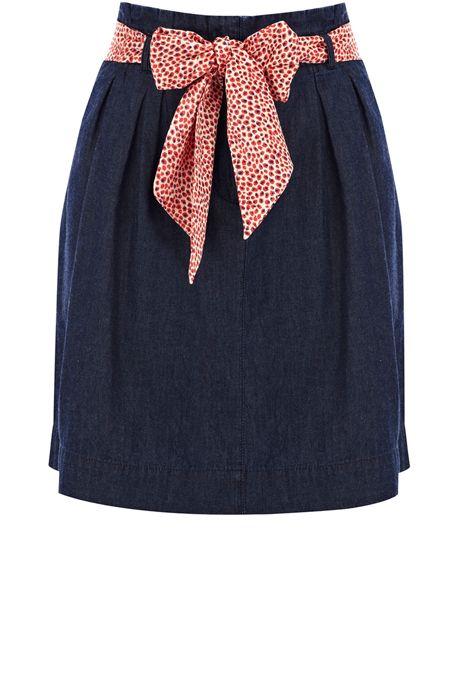 purpngreen.com jean-skirts-24 #skirts | Dresses & Skirts ...