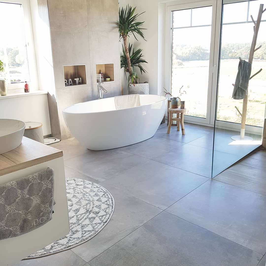 Unser Badezimmer Eigens Geplant Und Umgesetzt Und Sehr