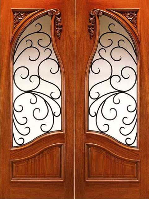 Custom Entry Doors - Quality AAW Doors - Prefinished Doors - Wine Cellar Pre Hung french  sc 1 st  Pinterest & Custom Entry Doors - Quality AAW Doors - Prefinished Doors - Wine ...
