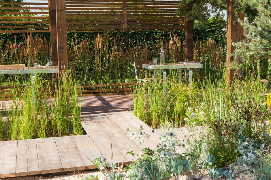 Gardens By Maria: Studio Unwired Baltic Seaside Office Garden Design By Ula