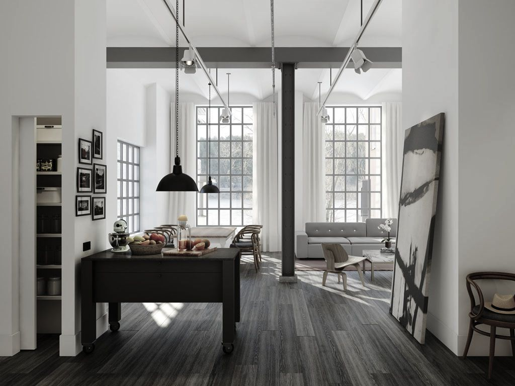 leather factory apartments outside of stockholm, for sale through ...