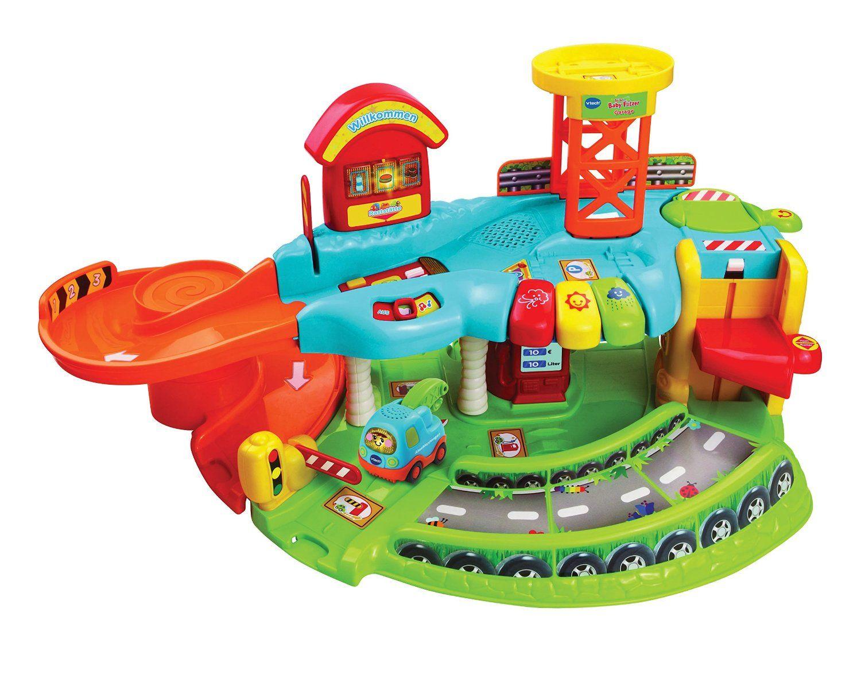 Vtech 80 124904 Tut Tut Baby Flitzer Garage Amazon De Spielzeug Tut Tut Baby Flitzer Spielzeug Baby