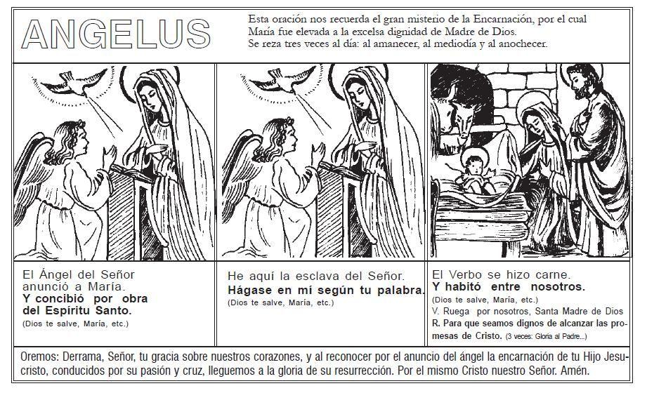 Pin De Luchi Iglesias En Fichas Reli 1 Catecismo Oraciones