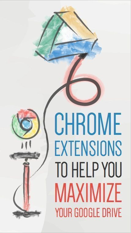 6 Chrome Extensions to Help You Maximize Google Drive