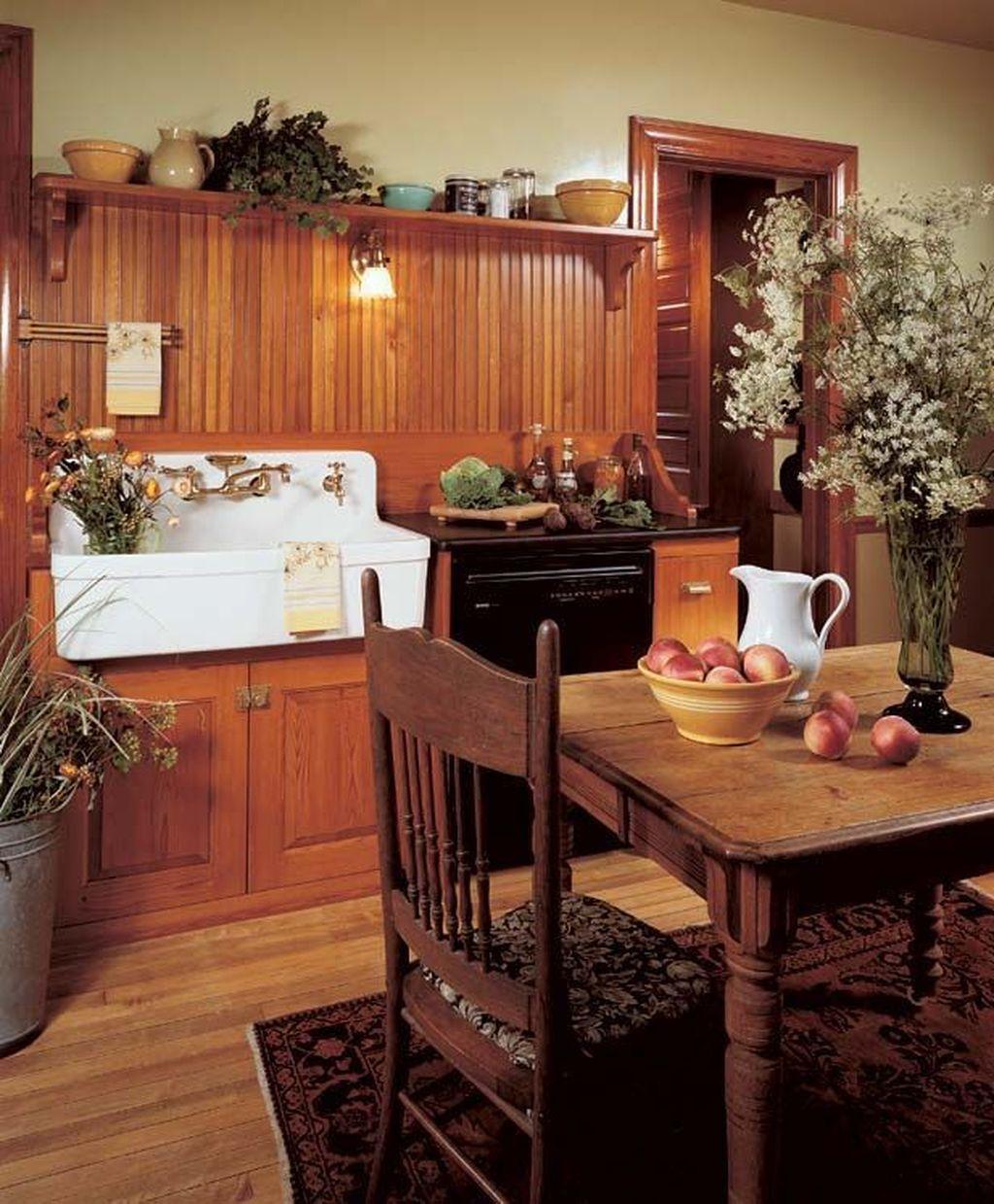21 Victorian Style Kitchen Design And Ideas: 35 Amazing Victorian Farmhouse Design Ideas Best To Copy