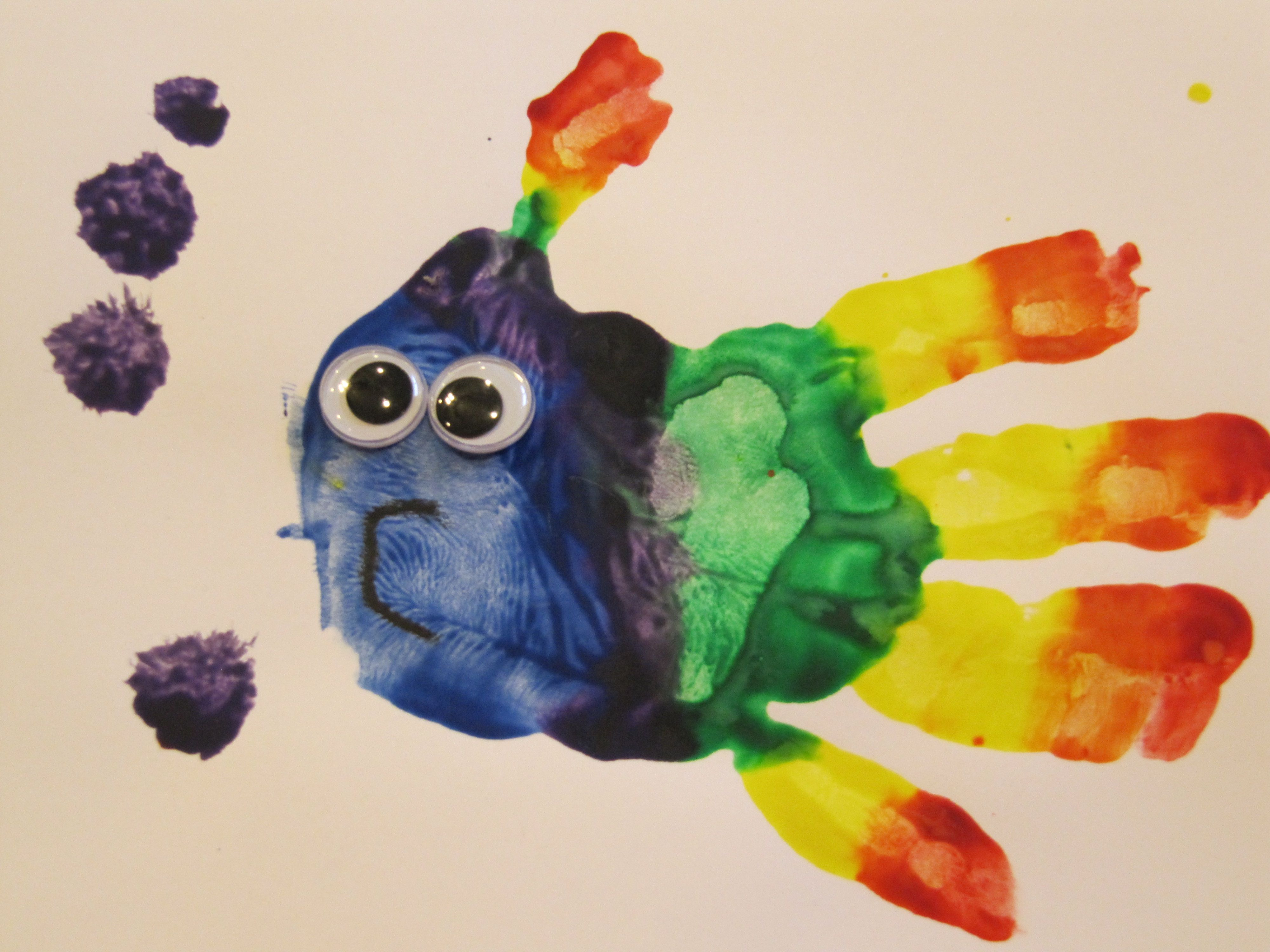 Rainbow Fish Special Education
