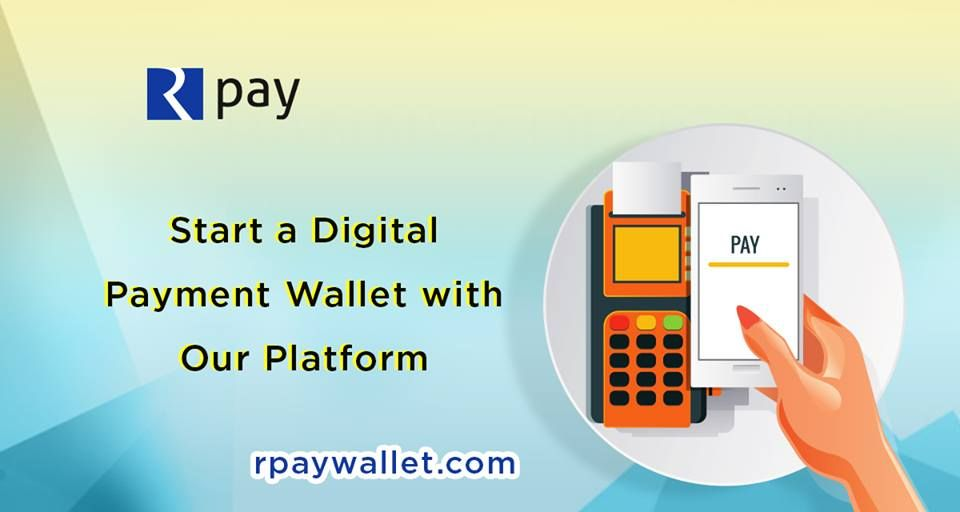 Rpay - Digital payment solution and secured online payment solution